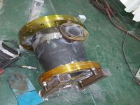Fabrication of Reducers and Distance Pieces - After