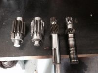 Shaft and Gears Manufacturing
